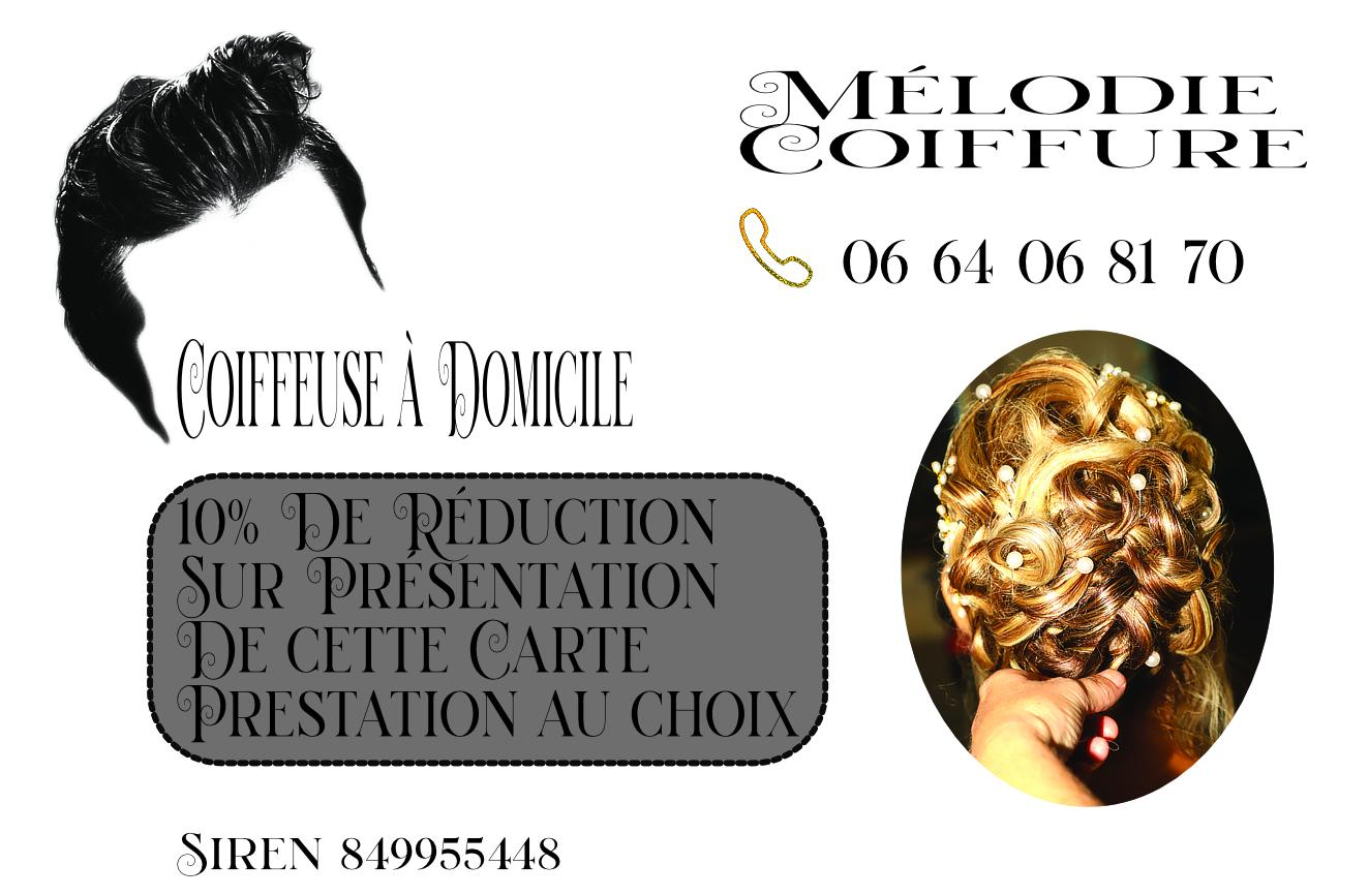 Carte melodie promo