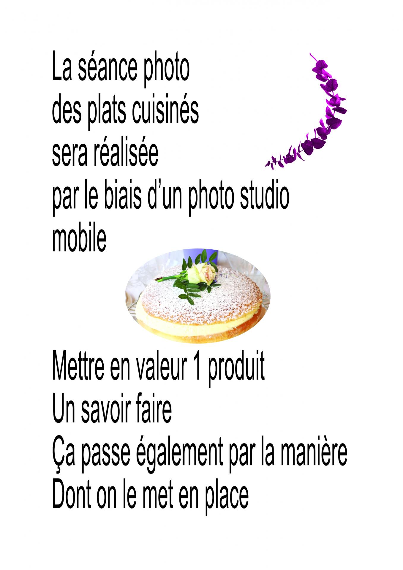 Shooting culinaire 0661103882